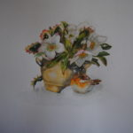 tratto dal dipinto di Marjolein Bastin